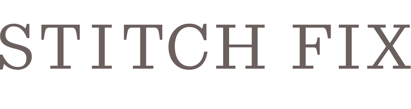 Stitch fix logo   spaced